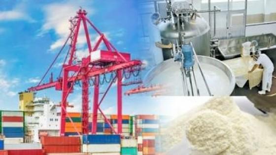 El 2020 tuvo una recuperación del 6% en exportaciones lácteas, y Argelia fue el principal destino — Economía — Dinámica Rural | El Espectador 810