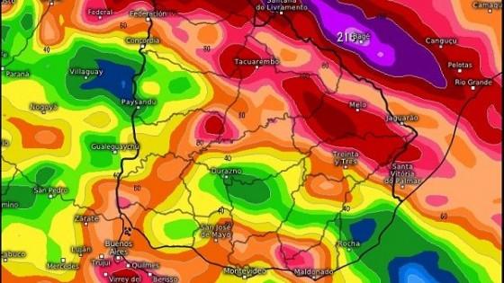 M. Bidegain: ''Se corren las lluvias para el miércoles'' — Clima — Dinámica Rural | El Espectador 810