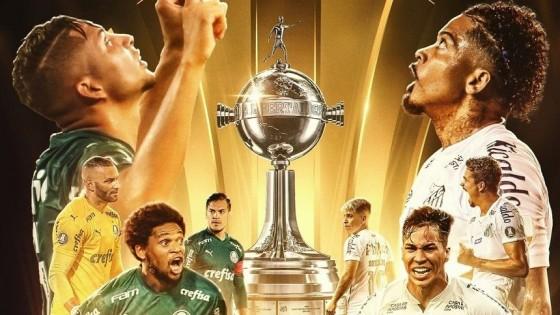 Con Viña como titular, Palmeiras y Santos definen al campeón de América — Deportes — Primera Mañana | El Espectador 810