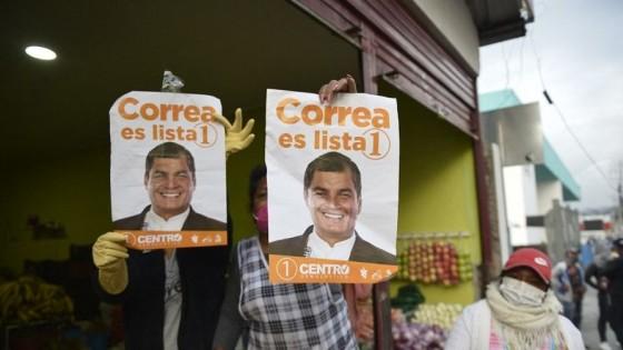 Las sorpresivas elecciones de Ecuador tendrán segunda vuelta en abril — Claudio Fantini — Primera Mañana   El Espectador 810
