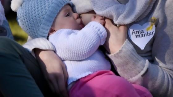 Bajó la lactancia exclusiva de 0 a 6 meses y aumentó el uso de complemento respecto a 2011 — Informes — No Toquen Nada | El Espectador 810