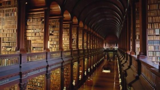 Algunas bibliotecas memorables — La Entrevista — Más Temprano Que Tarde | El Espectador 810