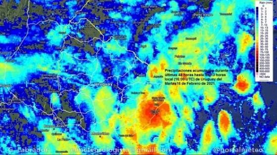 G. Labrador: ''La Niña nos da una tregua, y se traduce con lluvias'' — Clima — Dinámica Rural   El Espectador 810