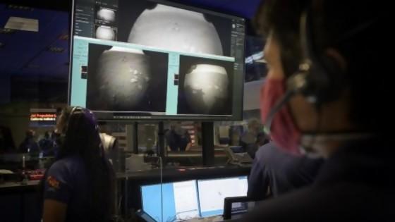 El Perseverance llegó a Marte y el vencimiento de las comidas caseras — NTN Concentrado — No Toquen Nada   El Espectador 810