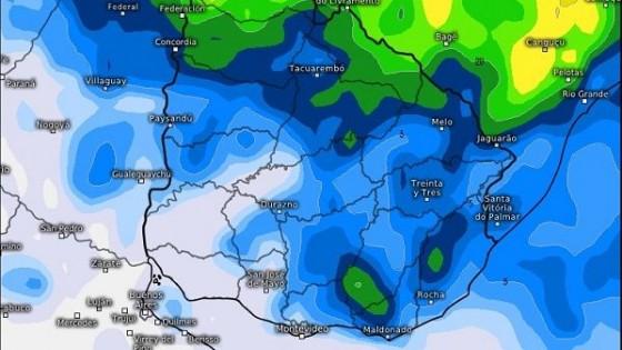 M. Bidegain: ''Marzo viene con lluvias por debajo de lo normal'' — Clima — Dinámica Rural | El Espectador 810