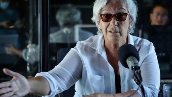 La uruguaya que trabajó en la distribución de alimentos en el Congo, Senegal, Afganistán... — Entrevistas — No Toquen Nada | El Espectador 810