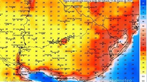 Marzo continuará con escasas precipitaciones y altas temperaturas — Clima — Dinámica Rural | El Espectador 810