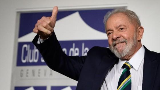 Lula perfila su candidatura a la presidencia luego de ser absuelto por la Justicia brasileña — Claudio Fantini — Primera Mañana   El Espectador 810