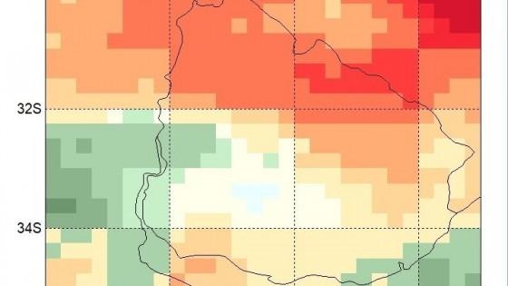M. Bidegain: ''Es esperable que llueva la próxima semana entre 50 y 60 milímetros'' — Clima — Dinámica Rural | El Espectador 810