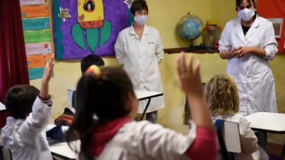 El 87% de la matrícula de primaria y educación inicial asistió a clases todos los días — Entrevistas — No Toquen Nada | El Espectador 810