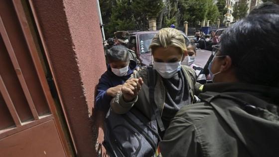 Jeanine Áñez a la cárcel en Bolivia — Claudio Fantini — Primera Mañana   El Espectador 810