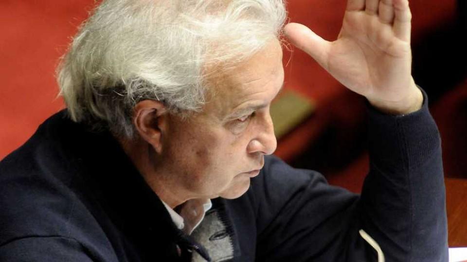 Martínez Huelmo no ve problemas en que las actas del tribunal del Ejército lleguen al Parlamento —  Entrevistas — Al Día 810 | El Espectador 810