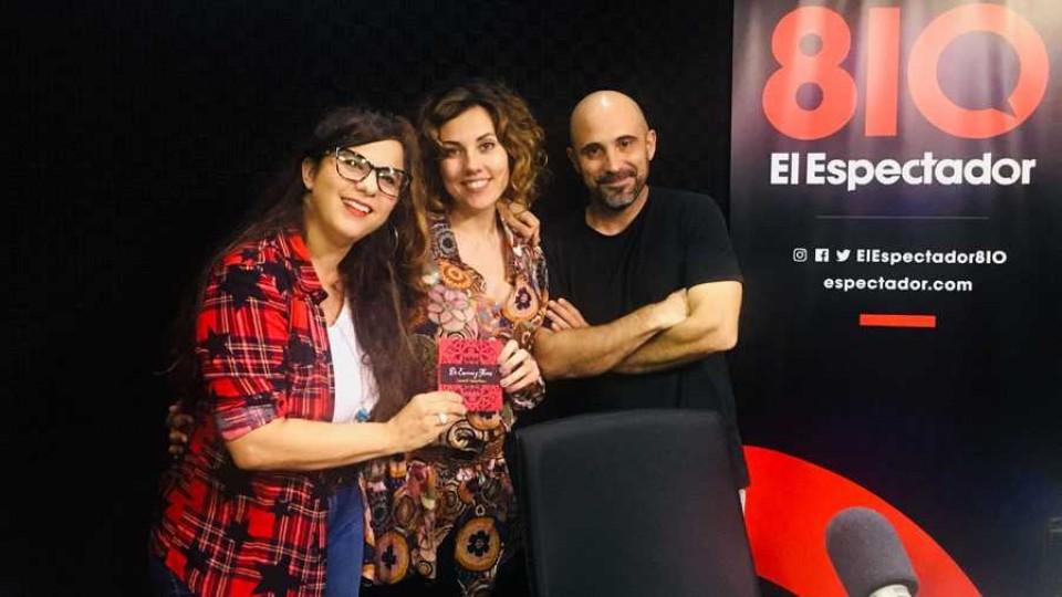 De Espinas y Flores - El nuevo disco de Carmen Pi —  Entrevistas — Otro Elefante | El Espectador 810