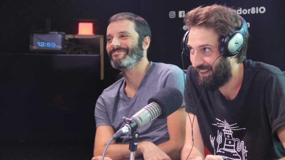 Los Hermanos Láser tocaron en vivo antes de su show —  Entrevistas — Otro Elefante | El Espectador 810