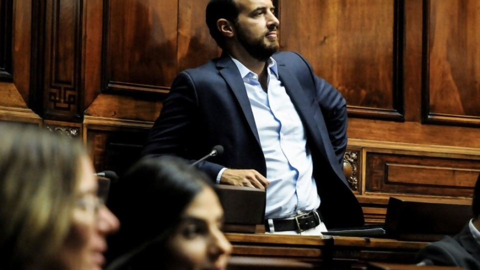 El lobby y las caretas: el debate que abrió Amado en Diputados —  Informes — No Toquen Nada | El Espectador 810