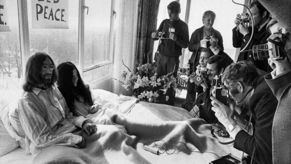 "Nepotismo musical: ""John y Yoko: Above us only sky"" —  Maxi ""Yape"" Guerra — Otro Elefante | El Espectador 810"