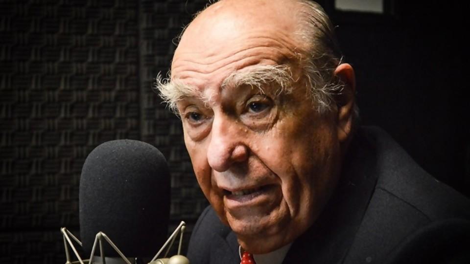 Internas: Sanguinetti dirá quien lo financia, si los demás lo hacen —  Entrevistas — No Toquen Nada | El Espectador 810
