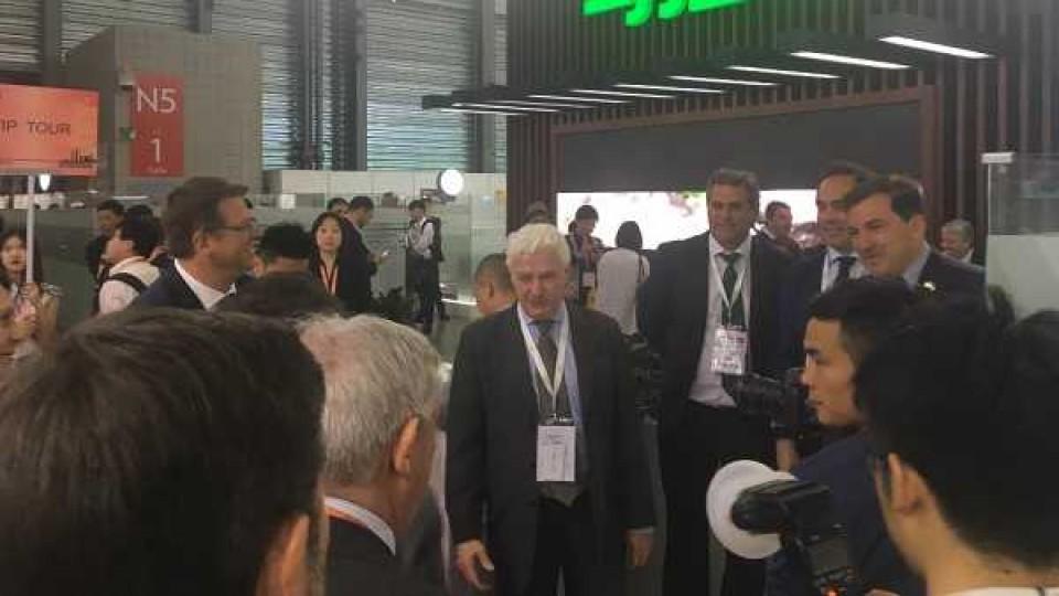 Calificando como exitosa la edición 2019, representantes uruguayos afirman que el gigante asiático no tiene techo en la demanda por carne —  Economía — Dinámica Rural | El Espectador 810