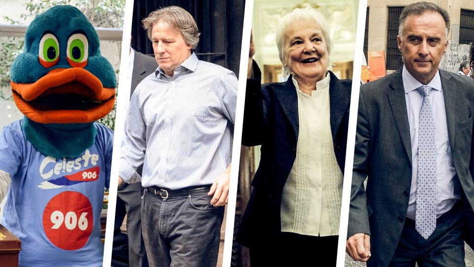Darwin habló de los perros de tres patas que dejó Mujica —  Columna de Darwin — No Toquen Nada | El Espectador 810