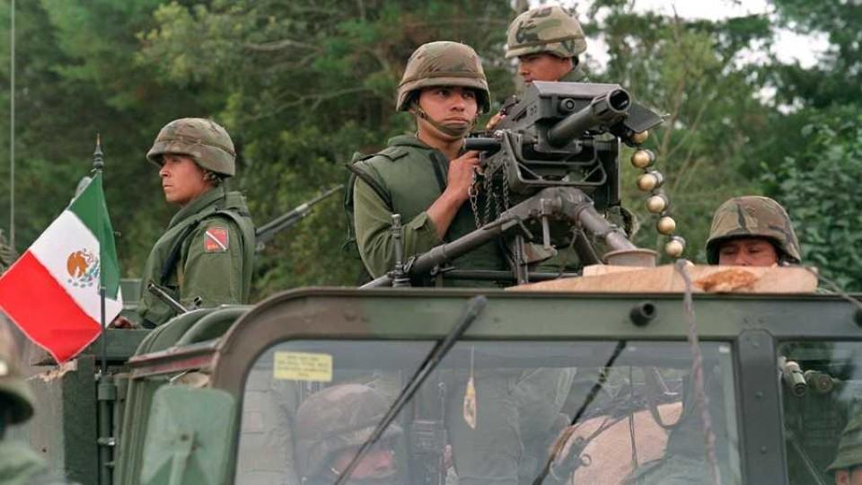 1994: El violento nacimiento del México actual —  Maxi Guerra — Otro Elefante | El Espectador 810