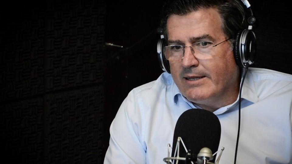 Bordaberry será asesor de AUF en tema derechos de TV —  Diego Muñoz — No Toquen Nada | El Espectador 810