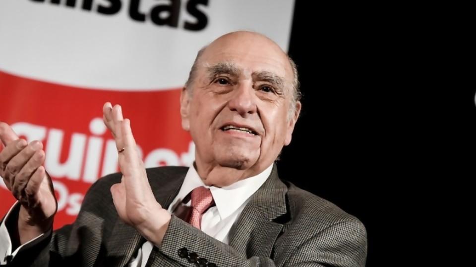 Sanguinetti aprovechó a Sartori para marcar una diferencia entre colorados y blancos —  Departamento de periodismo electoral — No Toquen Nada | El Espectador 810
