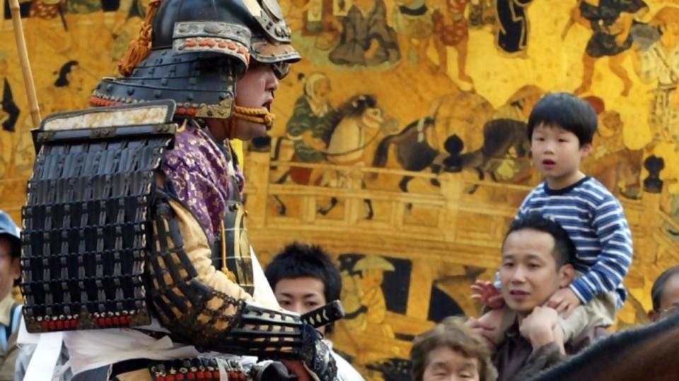 Pinceladas ancestrales de Japón —  Gabriel Quirici — No Toquen Nada | El Espectador 810