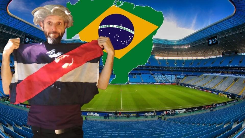 El Partido Bilosófico desde Brasil —  Sergio Pena — Otro Elefante | El Espectador 810