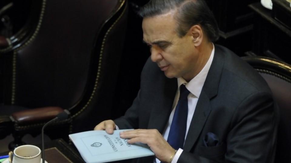 Quién es el jefe del bloque opositor que ahora está con Macri —  Facundo Pastor — No Toquen Nada | El Espectador 810