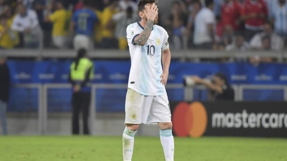 Por qué Argentina no tiene que llorar la eliminación —  Darwin - Columna Deportiva — No Toquen Nada | El Espectador 810