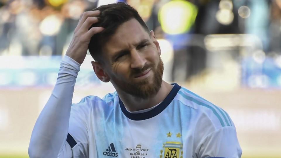 El Messi peronista y las viudas del VAR —  Darwin - Columna Deportiva — No Toquen Nada   El Espectador 810