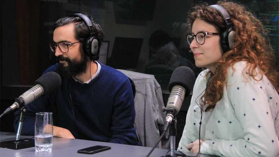 Gonzalo Deniz y Florencia Núñez —  Entrevistas — Otro Elefante | El Espectador 810