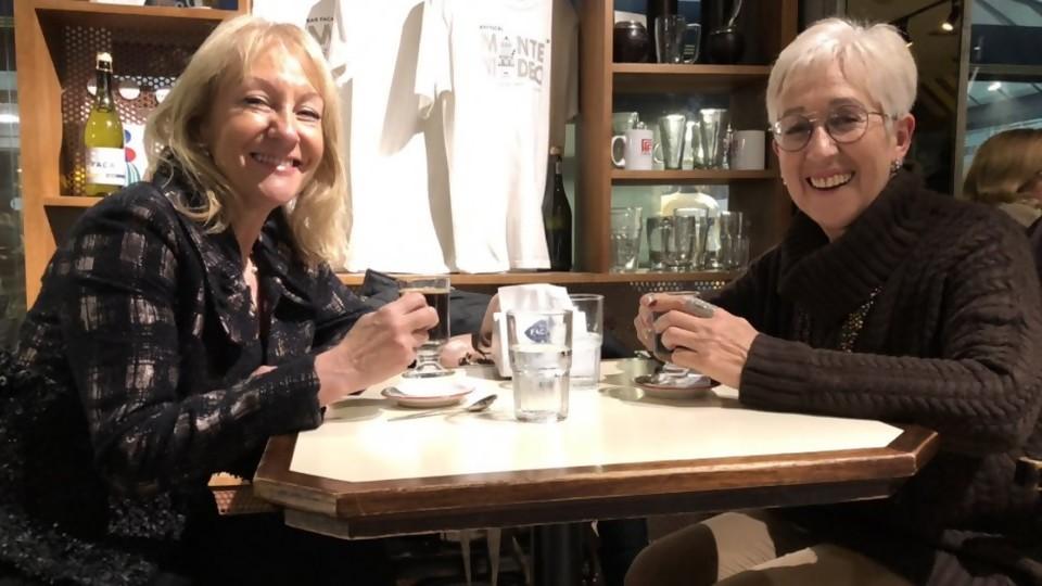 Darwin, Ricardo y Leonel, recrearon el café de Cosse y Villar —  Columna de Darwin — No Toquen Nada   El Espectador 810