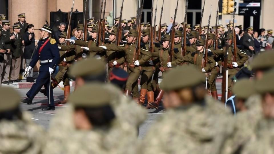 "Ley militar: ¿""anteojeras ideológicas"" o ley clave? —  Informes — No Toquen Nada | El Espectador 810"