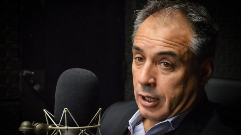 Ferrocarril Central: 22 años y 1.000 millones de dólares —  Entrevistas — No Toquen Nada | El Espectador 810