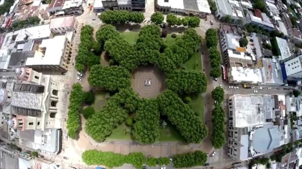 Plazas del Uruguay —  Audios — Otro Elefante | El Espectador 810