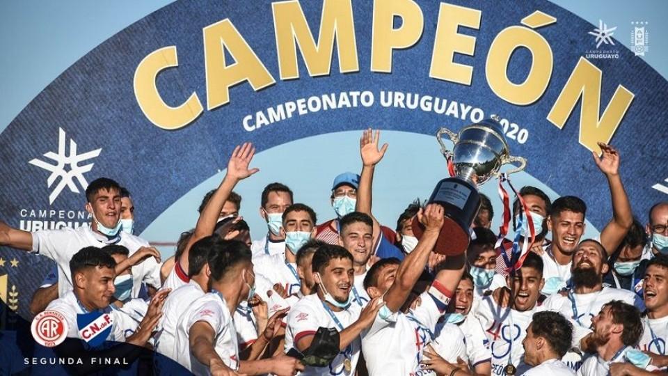 Nacional es bicampeón —  Deportes — Primera Mañana | El Espectador 810
