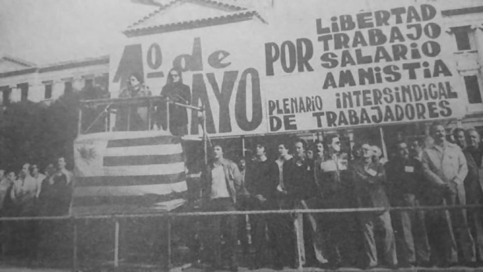 1ro de Mayo: Momentos claves en la historia del movimiento sindical uruguayo —  La Entrevista — Más Temprano Que Tarde | El Espectador 810