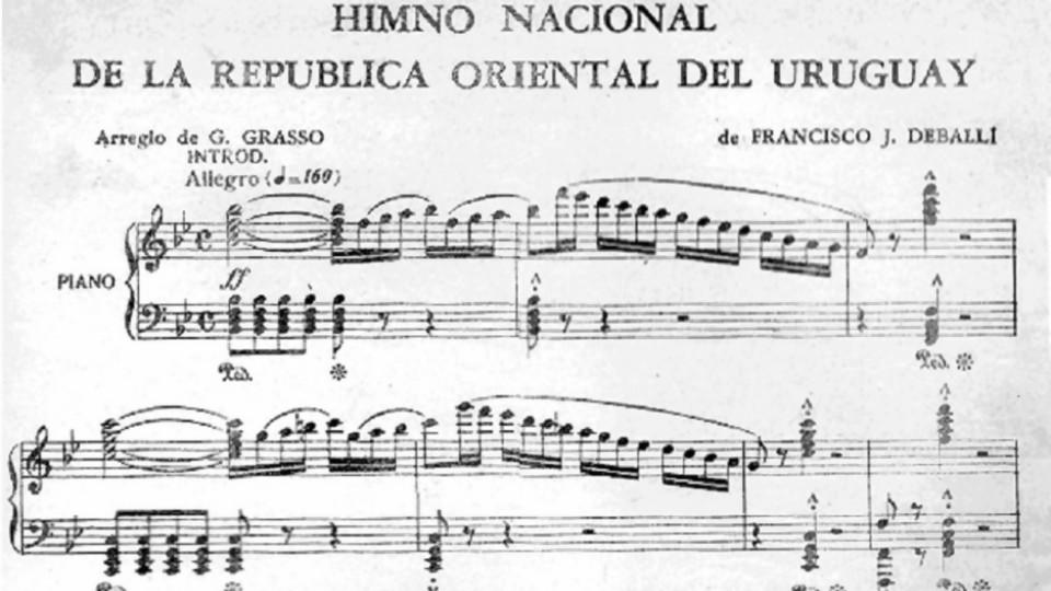 Ep 3: Todo lo que deberías saber sobre el Himno Nacional de Uruguay —  El lado R — Abran Cancha | El Espectador 810