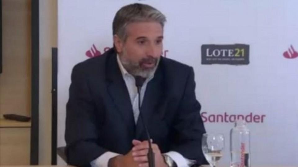 G. Trelles: ''En Santander somos innovación, por eso en Lote 21 encontramos un socio estratégico'' —  Inversión — Dinámica Rural   El Espectador 810