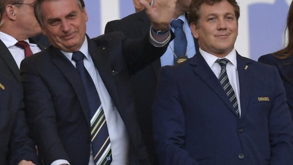 """Copa América en Brasil: el """"tema resuelto"""" de Bolsonaro y las condiciones a Conmebol —  Denise Mota — No Toquen Nada   El Espectador 810"""