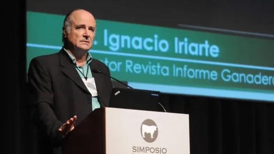I. Iriarte: 'La medida del Gobierno es inútil y torpe'' —  Economía — Dinámica Rural   El Espectador 810
