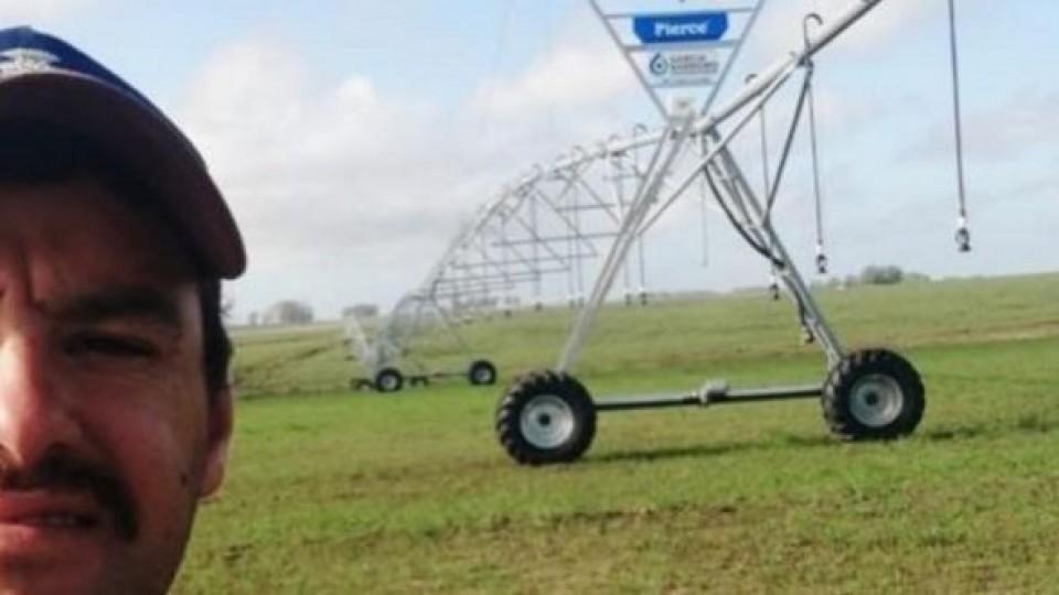 W. García: ''Aquel productor que regó obtuvo rindes en soja de 3.500 kgs/há'' —  Inversión — Dinámica Rural | El Espectador 810