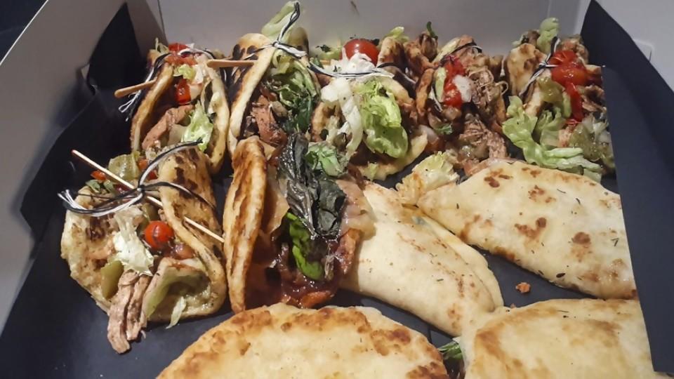 Tacos que salen de taquito —  Las recetas de Sofi — Bien Igual   El Espectador 810