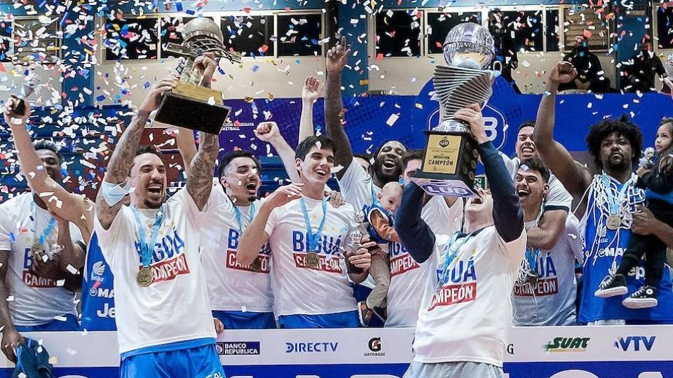 Mesa de campeones: Biguá 2021 —  Programas completos — Basquet de Primera | El Espectador 810