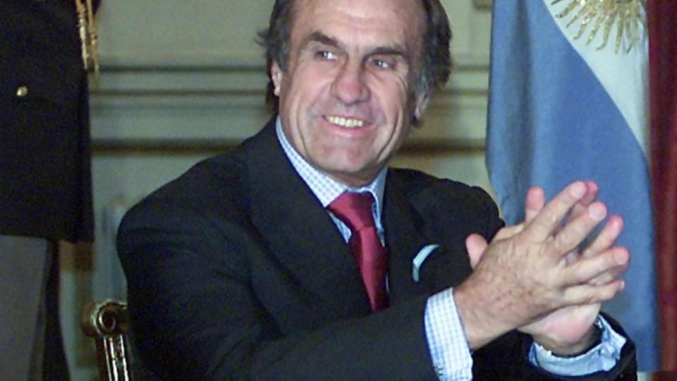 Reutemann, el outsider que fue gobernador y le dijo no a pelear la Presidencia —  Audios — Geografías inestables | El Espectador 810