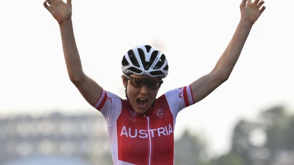 ¿La historia de la ciclista Anna Kiesenhofer tiene más épica que la de Rafa? —  El mostrador — Bien Igual   El Espectador 810