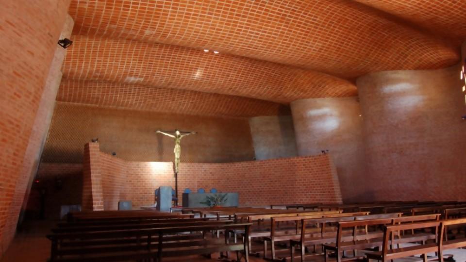 Iglesia Cristo Obrero del Ing. E. Dieste declarada Patrimonio Mundial de Unesco: La arquitectura adaptada al sentido de la liturgia católica —  La Entrevista — Más Temprano Que Tarde | El Espectador 810
