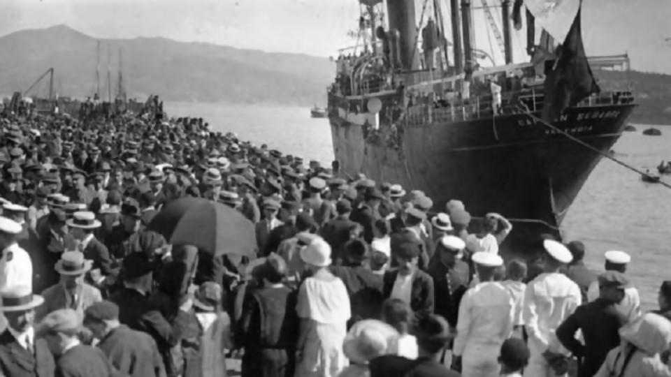 Capítulo 11: Gallegos orientales —  Inmigrantes de papel — Abran Cancha | El Espectador 810