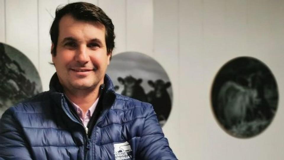 R. Fernández: ''El valor genético del Angus uruguayo es exponencial'' —  Exposiciones — Dinámica Rural | El Espectador 810